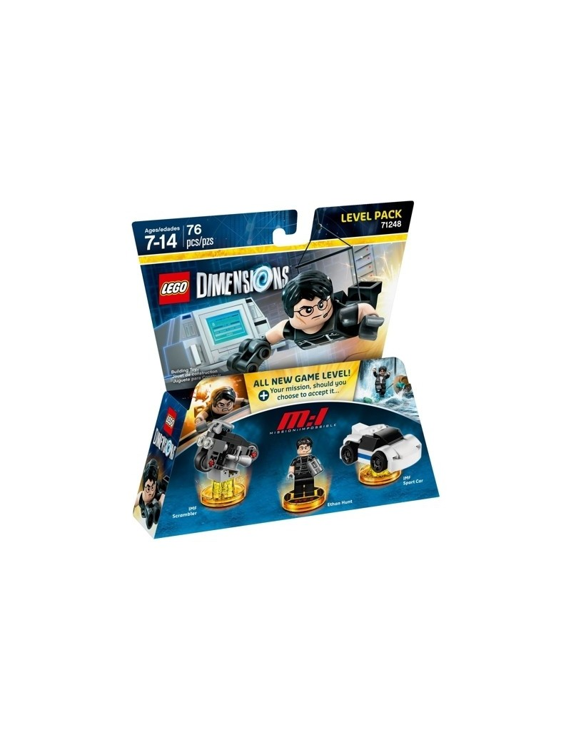 BRAND NEW LEGO Dimensions Mission Impossible Level Pack 71248